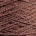 Needloft Craft Yarn 20 Yard Card - Brown