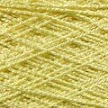 Needloft Craft Yarn 20 Yard Card - Lemon