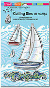 Sailboat Die Set
