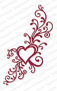 Impression Obsession Heart Flourish Die