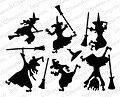 Six Witches Craft Die