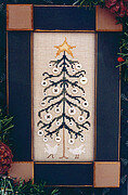 Button Tree, The - Cross Stitch Pattern
