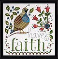Have Faith - Counted Cross Stitch Kit