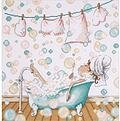 Blowing Bubbles - Cross Stitch Kit