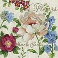 Marche Jardin - Cross Stitch Kit