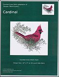 Cardinal - Cross Stitch Pattern