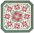 Flowers of the Holy Night - Cross Stitch Pattern