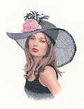 Rachel - Cross Stitch Pattern