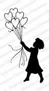 Balloon Bouquet - Cling Rubber Stamp