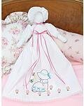 Sunbonnet Sue Pillowcase Doll - Embroidery Kit