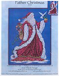 Father Christmas - Cross Stitch Pattern