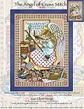 The Angel of Cross Stitch - Cross Stitch Pattern