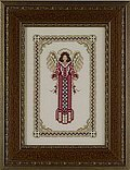 Ariel - Cross Stitch Pattern