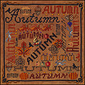 Autumn Typography - Cross Stitch Pattern