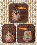 Oakley Owlet - Limited Edition - Cross Stitch Pattern