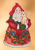 Purrfect Christmas Santa - Jim Shore - Cross Stitch Kit