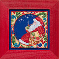 Santa (Jim Shore) - Cross Stitch Kit