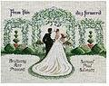 From This Day Forward - Cross Stitch Kit