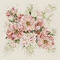 Garden Roses - Cross Stitch Kit