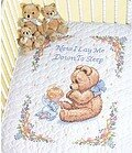 Sweet Prayer Quilt - Stamped Cross Stitch Kit