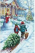 Christmas Tradition - Cross Stitch Kit
