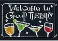Group Therapy - Cross Stitch Kit