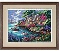 Cottage Cove - Needlepoint Kit