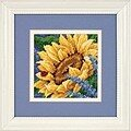 Sunflower and Ladybug - Needlepoint Kit