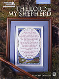 The Lord Is My Shepherd - Cross Stitch Pattern