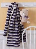 Sweet Stripes For Baby - Crochet Pattern