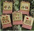 Tiny Tidings XXII - Cross Stitch Pattern