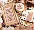 I Know God Inspirational Boxer - Cross Stitch Kit