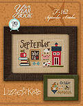 Yearbook - September & October - Cross Stitch Pattern