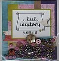 Lizzie Kate A Little Mystery Embellishment Pack