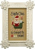 Coming to Town (Santa '11) - Cross Stitch Pattern