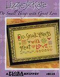 Do Small Things With Great Love - Flora McSample