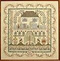Keep Me Sampler - Cross Stitch Pattern