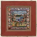Gather Together - Beaded Cross Stitch Kit