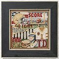 Football Hero - Beaded Cross Stitch Kit