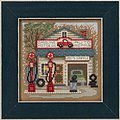 Joe's Garage - Beaded Cross Stitch Kit