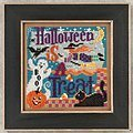 Halloween is a Treat - Beaded Cross Stitch Kit