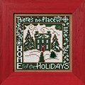 Home for the Holidays - Beaded Cross Stitch Kit
