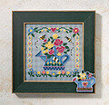 Watering Can - Beaded Cross Stitch Kit