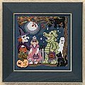 Halloween Night - Beaded Cross Stitch Kit