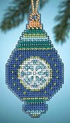 Lapis - Beaded Cross Stitch Kit