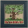 Summer Oak - Beaded Cross Stitch