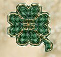 Lucky Day - Beaded Cross Stitch Kit