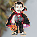 Dracula - Beaded Cross Stitch Kit