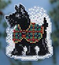 Scottie - Beaded Cross Stitch Kit