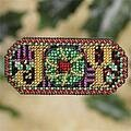 Jeweled Joy - Beaded Cross Stitch Kit